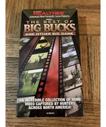 The Best Of Big Bucks and Other Big Game VHS - $86.99