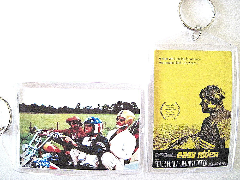 Easy rider keychain to post