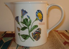 PORTMEIRION Large 5.5' Botonical Trailing Binweed/Daisy Pitcher MINT! - $44.54