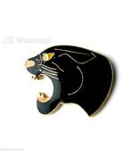 PANTHER HEAD BLACK ROARING WILDCAT CAT ANIMAL L... - $4.46