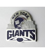 NFL FOOTBALL NEW YORK GIANTS METAL ENAMEL LAPEL... - $5.63