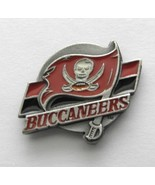 TAMPA BAY BUCCANEERS NFL FOOTBALL LOGO LAPEL PI... - $5.88