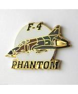 USAF MCDONNELL DOUGLAS F-4 PHANTOM LAPEL PIN BA... - $4.46