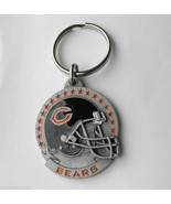 NFL FOOTBALL CHICAGO BEARS PEWTER KEY RING KEYC... - $7.67