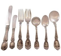Florentine by Gorham Sterling Silver Flatware Set for 8 Service 56 pcs F... - $3,395.75