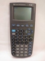 Texas Instrument Graphing Calculator TI-82 - $24.18