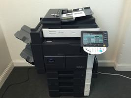 Konica Minolta Bizhub 421 Copier Printer Scanner Staple Finisher 4 Drawe... - $1,782.00