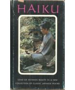 HAIKU edited by Mary Dawson Hughes - BASHO, ISSA, BUSON, SEISEI, SHIKI, ... - $4.50