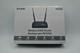 D-Link DIR-605L 300 Mbps 4-Port 10/100 Wireless N Router - $38.52