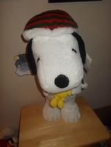Snoopy and Woodstock Christmas Door Greeter - $31.99