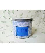 Bath & Body Works White Barn Bloom White Gardenia 3 Wick Candle - $28.99