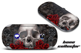 Skin Decal Wrap Sticker Mod For Sony Play Station Ps Vita System   Bone Collector - $6.89