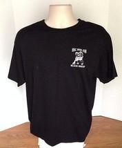 US Army HSC 96th ASB Black Sheep Black T-Shirt Men's Size Large L Military USA - $29.02
