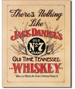 Jack Daniel's - Nothing Like Metal Tin Sign Wall Art - $17.81