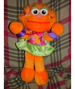 "Tyco 1997 Super Muppet Zoe 11 1/2"" Tall - $19.00"