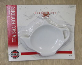 Norpro Ceramic Tea Bag Holder #5616 - £5.78 GBP