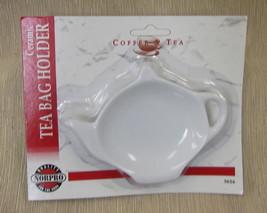 Norpro Ceramic Tea Bag Holder #5616 - $7.43