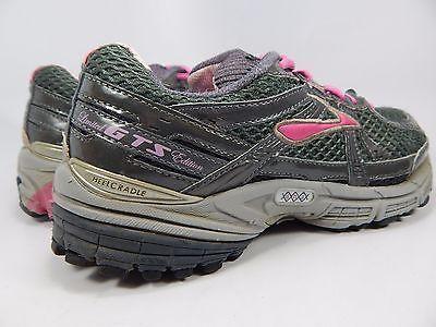 Brooks GTS 11 Limited Edition Women's Running Shoes Sz US 10 M (B) EU 42 Gray