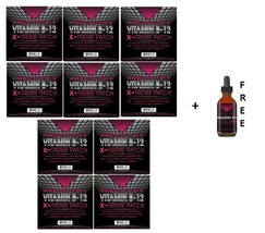 10 Absonutrix Vitamin B-12 xtreme patch with 50... - $94.99