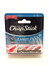 New Chapstick Brand Lip Care Balm Limited Edition Candy Cane Flavor 0.15 OZ - $3.00