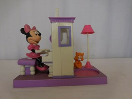 Disney Minnie Mouse Piano Gumball Machine by Mickey Unlimited Vintage - $37.64