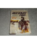 Red Flight Two Milton Dank HCwDJ stated 1st Delacorte Press 1981 WW1 Air... - $11.99