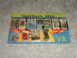 Newport News, Virginia Jan 1943 Postmarked Langley Field used but no sta... - $2.19