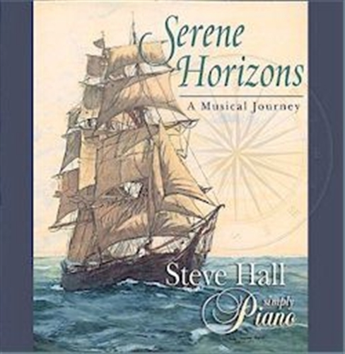 Serene horizons by steve hall