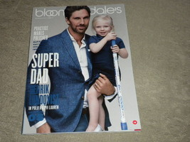 Henrik Lundqvist in Bloomingdales's Mens Fashion Father's Day catalog Ju... - $5.99