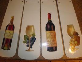 CUSTOM- WINE BOTTLES & GRAPES CEILING FAN for TUSCAN ITALIAN or WINE LOVERS - $99.99
