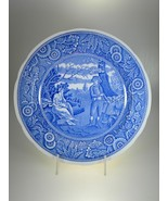 Spode Blue Room Collection Woodman Dinner Plate NEW WITH TAGS - $10.90
