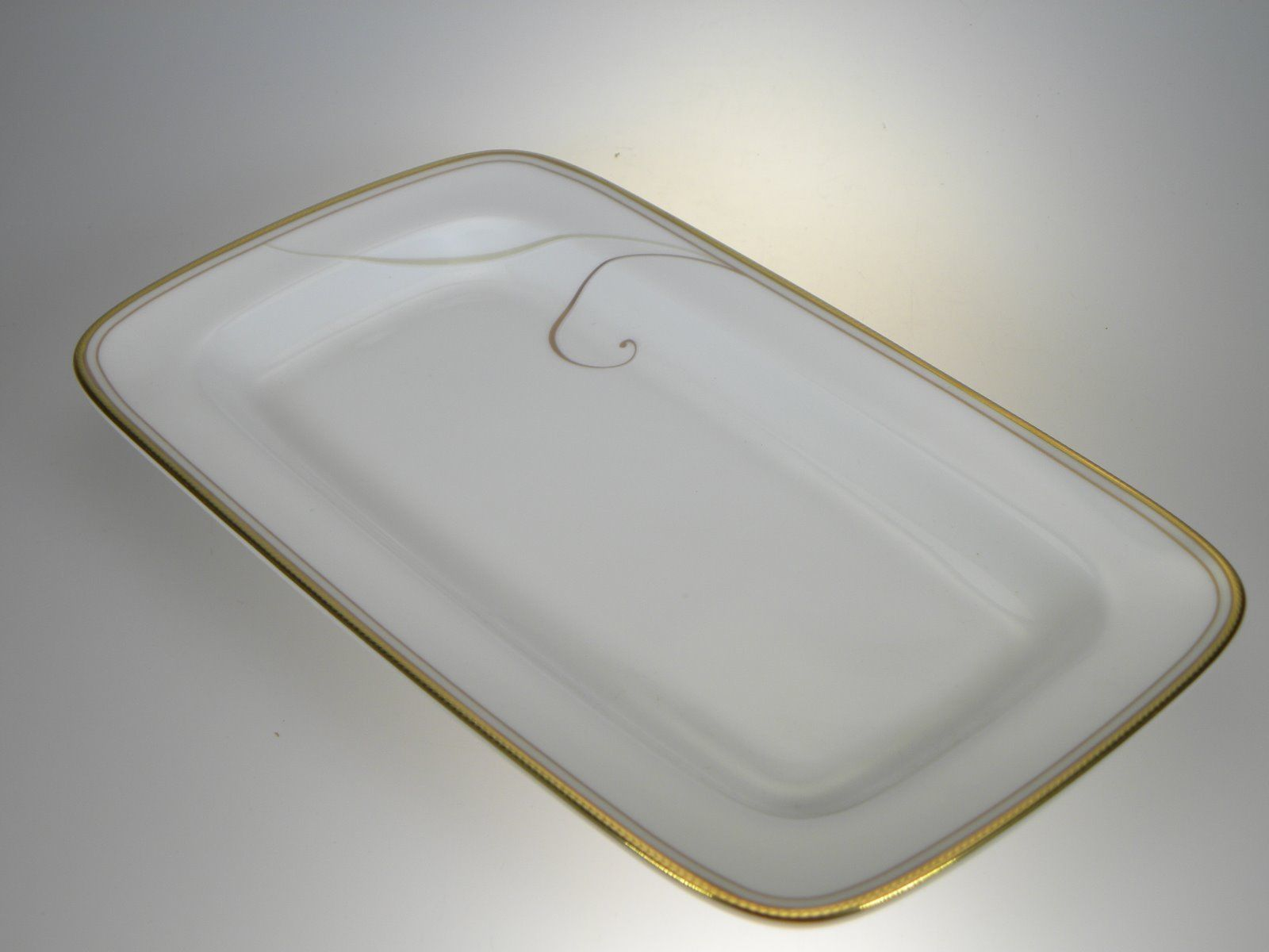 Noritake Golden Wave Butter or Relish Tray and 25 similar items