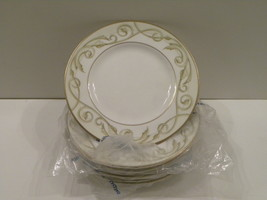 Royal Worcester Made in England Primavera Bread & Butter Plates Set of 8 - $46.71
