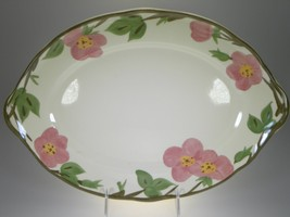 "Franciscan Desert Rose Oval Platter 14"" BRAND NEW PRODUCTION - $27.07"