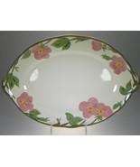 """Franciscan Desert Rose Oval Platter 14"""" BRAND NEW PRODUCTION - $27.07"""