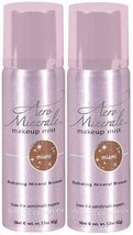Aero Minerale Makeup Mist Hydrating Mineral Bronzer Miami (Pack Of 2) - $22.53