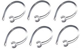 12 Pc Set Hm1900. 6 Earhook Clear & 6 Heavy Duty Eargels Compatiblity: S... - $2.44