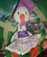 Mother Goose Plush Toy By Commonwealth - $19.95
