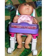 Cabbage Patch Kids - Snacktime Kid - Mattel 1991 - $9.95