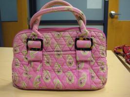 Vera Bradley Bermuda Pink Satchel - $15.00