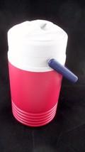 EUC Red White Blue Igloo 1/2 Gallon Half Gallon... - $17.82