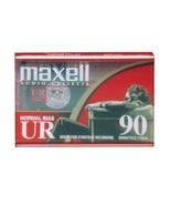 Maxell MAXUR90 UR-90 90-Minute Audio Tape - $1.97