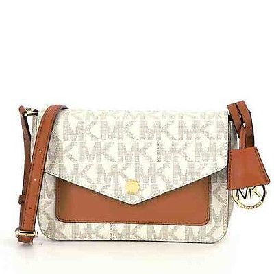 4fdc56dbe468 Michael Kors Greenwich Small Flap Crossbody and 50 similar items. 1