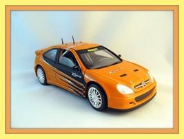 CITROEN  XSARA SPECIAL TUNING COLLECTION,ORANGE SOLIDO 1:18 DIECAST CAR ... - $61.01