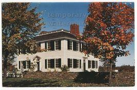 CHARLTON MA SALEM TOWNE HOUSE~OLD STURBRIDGE VILLAGE - MASSACHUSETTS  po... - $2.71