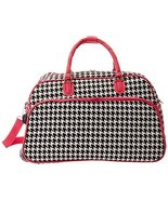 World Traveler 21 Inch Rolling Duffel Bag, Fuch... - $44.50