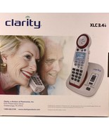Clarity -  XLC3.4+ - 59234.001 Amplified Cordless Phone - $138.55