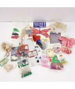 Assorted Mixed Lot of Craft Supplies - $29.02