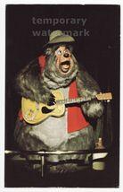 SINGING COUNTRY BEAR JAMBOREE~FRONTIERLAND~WALT DISNEY WORLD~ORLANDO FL~... - $2.53
