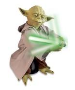 Star Wars Episode VII The Force Awakens Legendary Yoda Interactive Jedi ... - $99.94